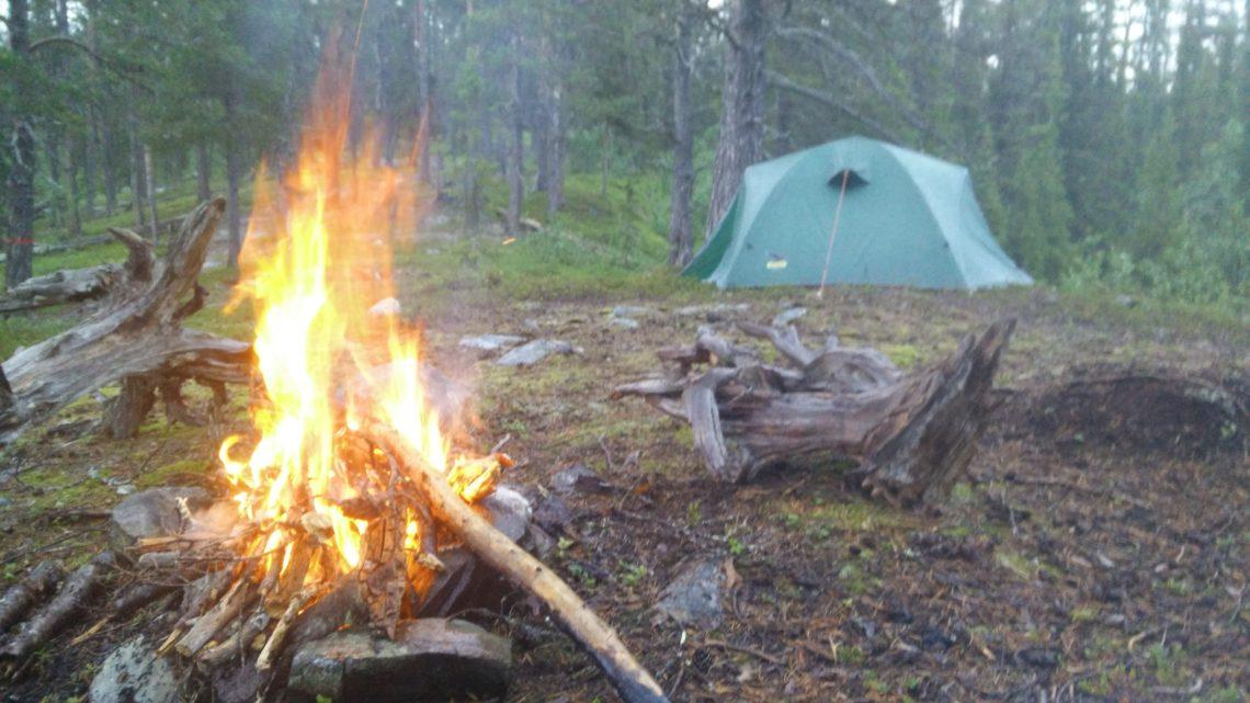 Packliste Rucksack Tour Kungsleden Lappland