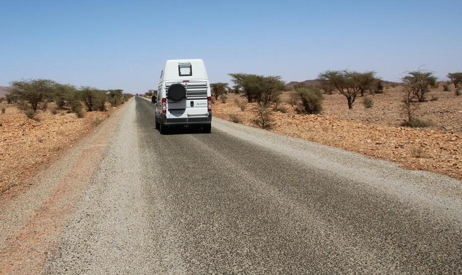 Video: Mit dem Wohnmobil in 4 Wochen durch ganz Marokko [April 2014]